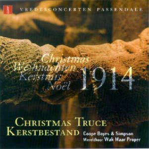 1914 Christmas Truce - Kerstbestand