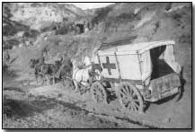 Ambulance Carriage @ Gallipoli